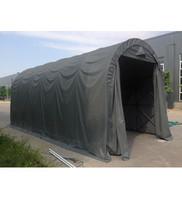 Pressutalli Prohall 9m x 4,5m, korkeus 3,5m, 500g/m2