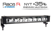 X-Vision Race R8, LED Lisävalo, 64W, 492mm, Ref 37,5