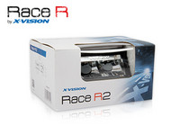 X-Vision Race R2, LED Lisävalo, 16W, 147mm, Ref 10