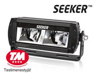 SEEKER 10, LED Lisävalo, 20W, 202mm, Ref 20