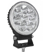 Arctic Bright T24, LED Lisävalo, 24W, 127mm, Ref 25