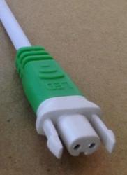 LED Kynsiliitinpari