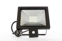 Loppu! LED Energie Slim valonheitin liiketunnistimella 20W