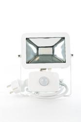 LED Energie C-Spot valonheitin sensorilla 10W, valkoinen