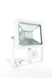 LED Energie C-Spot valonheitin sensorilla 30W, valkoinen