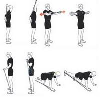 Fitness Kuminauha