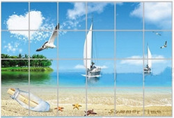 Kaakelitarra Summertime L