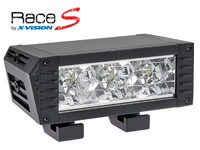 X-Vision Race S2, LED Lisävalo, 25W, 161mm, Ref 12,5