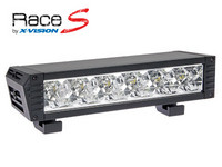 X-Vision Race S4, LED Lisävalo, 55W, 278mm, Ref 30