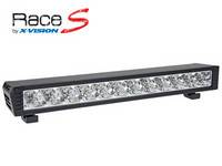 X-Vision Race S8, LED Lisävalo, 75W, 512mm, Ref 50