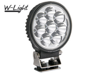 W-Light Lightning 125, LED Lisävalo, 24W, 127mm, Ref 25