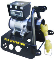 Loppu! Traktorigeneraattori JDP PTOG 12kW, 230V (sisältää nivelakselin)