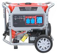 Aggregaatti Ducar DG7750, 5500W, 230V, bensiini