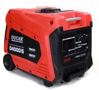 Aggregaatti-invertteri Ducar D4000IS, 3800W, 230V, bensiini