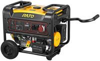 Aggregaatti Rato R7000D-T, 12V/230V/400V, 7,1kW, sähköstartti, bensiini