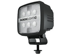 Nordic Lights LED-työvalo 28W, 12-24V, 2800lm