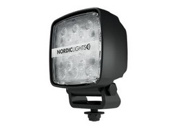 Nordic Lights LED-työvalo 42W, 12-24V, 3200lm