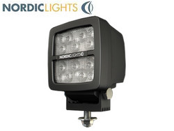 Nordic Lights LED-työvalo 50W, 12-24V, 4200lm