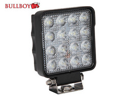 Bullboy LED-työ-/peruutusvalo 24W, 10-30V, 3040lm