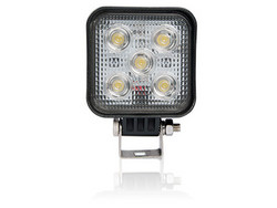 LED-työvalo 15W, 10-30V, 800lm