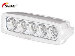 SAE LED-työvalo, 15W, 9-36V, 1050lm, valkoinen