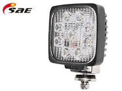 SAE LED-työvalo, 27W, 9-36V, 1450lm