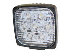 SAE LED-työvalo 35W, 9-36V, 2788lm