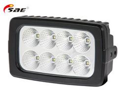 SAE LED-työvalo 40W, 9-36V, 4500lm
