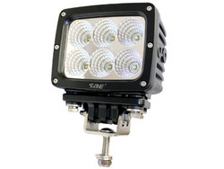 Loppu! SAE LED-työvalo 60W, 9-36V, 5400lm