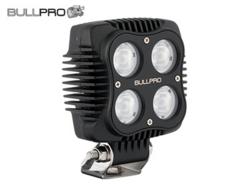 Bullpro LED-työvalo 40W, 9-48W, 4800lm