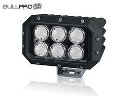 Bullpro LED-työvalo 120W, 12-60V, 10800lm