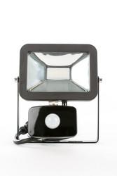 Loppu! LED Energie C-Spot valonheitin sensorilla 10W, musta