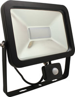 LED Energie C-Spot valonheitin sensorilla 20W, musta