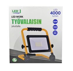 LED Energie Led Work työvalaisin jalustalla 50W