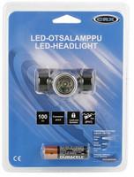 CRX LED otsalamppu 100 lumen AA