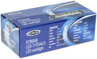 CRX LED työvalopaneeli 30W, 193mm, kombi
