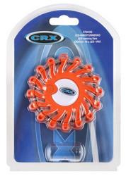 CRX LED Varoituskiekko patterilla