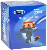 CRX LED Tappimajakka, joustava, 12/24V, matala