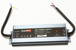 LED muuntaja 60W, 12V, IP67, Ultra-thin, Sanpu