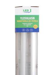 LED Energie Yleisvalaisin 2x22W led-putkilla, 1566 x 110 x 63mm, IP65