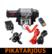 Sähkövinssi 12V 2040kg, kauko-ohjain + langaton kauko-ohjain - PIKATARJOUS!
