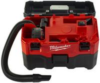 Teollisuusimuri Milwaukee M18 VC2 kuiva/märkä