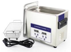 Ultraäänipesuri 3,2L Timco INOX (myös teollisuuskäyttöön)