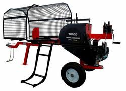 Pikahalkomakone Timco 28tn, 61cm, polttomoottori (halkaisuaika 2 sekuntia)