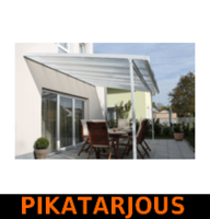 VillaPatio Classic 305 alu katos 6mm, 305x300cm - PIKATARJOUS!