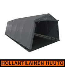 Pressutalli Prohall 6m x 3,2m, 500g/m2 - HOLLANTILAINEN HUUTOKAUPPA!