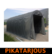 Pressutalli Prohall 9m x 4,5m, korkeus 3,5m, 500g/m2 - PIKATARJOUS!