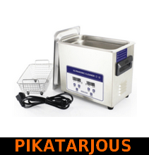 Ultraäänipesuri 3,2L Timco INOX (myös teollisuuskäyttöön) - PIKATARJOUS!