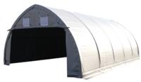 Pressuhalli Ranch, 12,8m x 6,1m, korkeus 3,66m, PVC 900g/m2 - PIKATARJOUS!