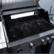 Kaasugrilli Kobe Kitchen Classic, 4 poltinta + sivukeitin + varraspaahdin